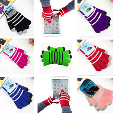 WINTER TOUCH SCREEN GLOVES MAGIC GLOVE FOR IPHONE IPAD SAMSUNG HTC SMART PHONES