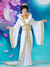 Chinese Fairy Hanfu Cosplay Princess Perform Party Evening Holiday Dress