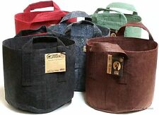 Root Pouch 5-Gallon Pot w/ Handles (Fabric Grow Bag) - $3.49 Ships ALL Orders!