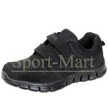 Boys Girls Sprint Air Tech Velcro Running Fashion Trainers Sports Gym Shoes Size