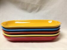 FIESTA RELISH TRAY- 1ST. QUALITY- RETIRED 12-31-2011-CHOICE OF COLORS
