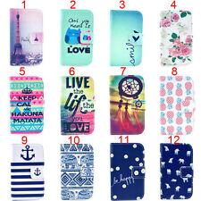Deluxe F Popular Wallet Leather Flip Case Cover For Samsung Galaxy Fame S6810