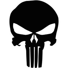 The Punisher sticker VINYL DECAL Marvel Comics