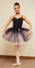 NOCTURNE Short Ballet Tutu Ballerina Dance Costume SWAN LAKE Child & Adults