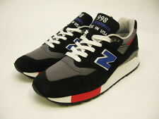 NEW BALANCE M998HL MADE IN THE USA - BLACK/BLUE CATCH 22