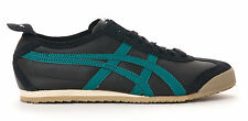Asics Onitsuka Tiger Mexico 66 Casual Shoes Mens - Black/Shaded Spruce - D4J2L-9