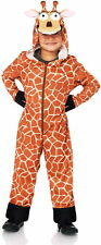Madagascar Melman The Giraffe Zoo Animal Outfit Kids Unisex Halloween Costume