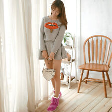 winter fashion Snow boots womens tops Work shoes 2014 Apricot US4 colorful cheap