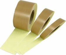 PTFE Teflon Heat Seal Tape Self Adhesive Vacuum Pack Packer Roll Glass Woven