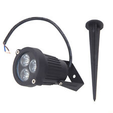 LED Lawn Light With Stake Outdoor Garden Pond Park Landscape Lamp DC12-24V 6W