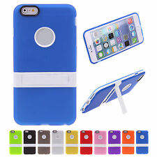"Cheap Sale PC Phone Protector Case Cover Stand For New Apple 5.5"" iPhone 6 Plus"