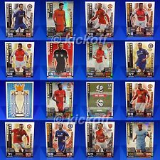 Match Attax 2014-2015: LIMITED EDITIONS, HUNDRED CLUBS. Inc MA Extra. FREE post