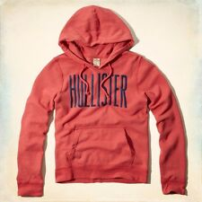 NEW Hollister By Abercrombie HCO Mens/Dudes Shady Canyon Hoodie Sweatshirt- L