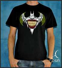 CAMISETA 138 BATMAN JOKER DARK KNIGHT COMIC DC GOTHAM CITY T-SHIRT CAMISETAS SIL
