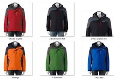 $230 Columbia Men's Summit Lift Interchange Systems Colorblock 3-in-1 Jacket -