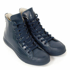 Converse Unisex All Star Rubber Hi Lace-Up Trainer Navy