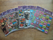 EK SUCCESS STICKO STICKERS LOTS TO CHOOSE FROM HALLOWEEN HUNTING GRADUATION BNIP