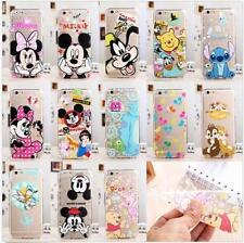 Ultra Thin Disney Cartoon Case Clear Soft Case Cover For Apple iPhone 6 &6 Plus