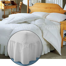Double & 4ft Sizes FITTED VALANCE SHEETS Plain 24 Col Longer Frill Special Sizes