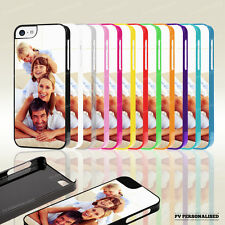 PERSONALISED CUSTOM PHOTO AND TEXT PRINTED Phone  Case Cover for the iPhone 5c