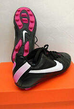 NEW NIKE GIRL'S JR TIEMPO RIO FG-R SOCCER FOOTBALL BOOTS CLEATS SHOES US 3.5-5.5