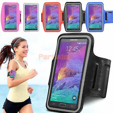 Samsung S5/S6 Note4 iPhone 6 Sports Gym Jogging Running Armband Arm Holder Case