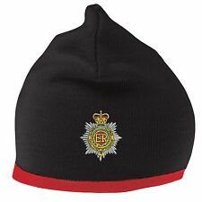 Royal Corps Transport Beanie Hat, with Embroidered Logo