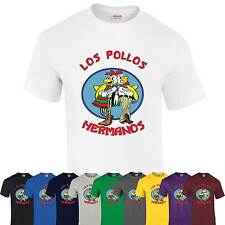 Los Pollos Hermanos Breaking-Bad Heisenberg  Unisex T-Shirt