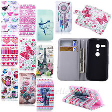Card Hold Leather Wallet Flip Protect Case Cover For Motorola Moto G XT1031 1032