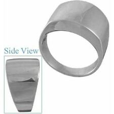 Sterling Silver Chunky Square Ring