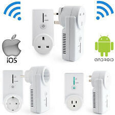 WiFi Socket Home Automation Switch - iOS & Android Remote Wemo Plug Smart Belkin