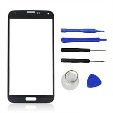Replacement LCD Front Screen Glass Lens + Free Tools for Samsung S5 i9600 C3765