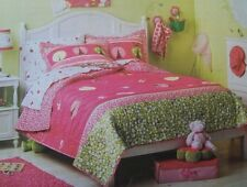 NEW~CIRCO~QUILT~SHAM~TWIN~FULL/QUEEN~COMFORTER~BED~SET~PEACE GIRL COLLECTION