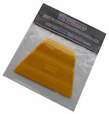 Yellow Trapezium Squeegee Sign Making,Vehicle Wrap And Tinting Application Tool