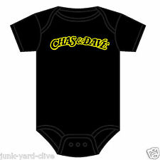 CHAS & DAVE BABYGROW RABBIT SNOOKER LOOPY  VARIOUS COLOURS 0-18 MONTHS NEW