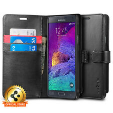Spigen® Samsung Galaxy Note 4 Case [Wallet Case] Wallet S SERIES