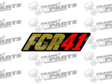Keihin FCR racing logo sticker / 28 33 35 37 39 41 decal flatslide carburetor
