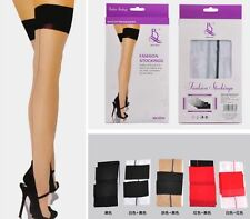 New Sexy Women Fashion New Lolita Girl Sock Stocking Over the Knee 4 Colors HOT