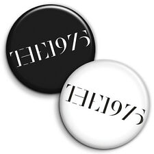 The 1975 Band Button Badge - 25mm 1 inch - Indie Music Rock