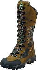 Rocky FQ0007534 Classic Lynx Side Zip Snake Boots