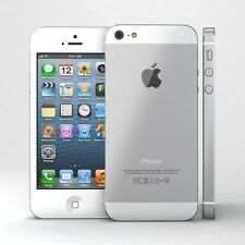 Factory Unlocked Apple iPhone 5 16GB iOS Smartphone 4G GSM Retina White / Black
