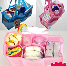 New Baby Mother Bottle Diaper Handbag Bag Mother Bag Portable Handbag Pink/Blue