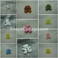 Buttons, children's novelty, teddy bears, 6, 8 or 10