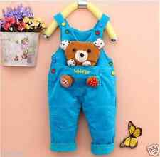 Baby Boys and Girls Romper with Bear Toy for All Seasons Age (6 to 24 months)
