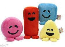 NEW MISTER MAKER PLUSH SOFT TOY SHAPES WITH MUSIC SOUNDS OFFICIAL CBEEBIES MR