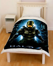 Halo 4 Master Chief Forerunner Bedding Gift Fleece Throw Blanket 001