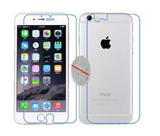 "Front & Back Matte Anti-Glare Full Body Screen Protector For iPhone 6 4.7"" Lot"