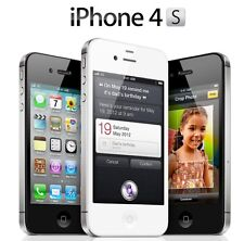 Apple iPhone 4s - 64GB 8MP, A5 Chipset, Dual-Core 1GHz, Siri, WiFi GSM UNLOCKED