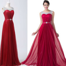 XMAS DISCOUNT~ Sexy Long Evening Party Prom Cocktail Bridesmaid Gowns Club Dress