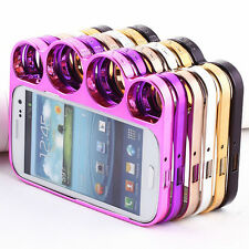 NWT Case FOR Samsung Galaxy S3 SIII i9300 Rings Knuckles Cool Rim Skin Cover hot